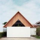 Дом Коя Но Сумика (Koya No Sumika) в Японии от mA-style Architects.