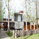 Дом в Лас-Гавиотас, Аргентина (Las Gaviotas Set) в Аргентине от BAK Arquitectos.