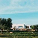 Дом Массерия Моросета (Masseria Moroseta) в Италии от Andrew Trotter Studio.