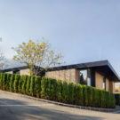 Дом Пагода (Pagoda House) в Болгарии от I/O Architects.