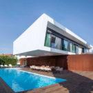 Дом в Матере (Villa Materada) в Хорватии от Proarh.