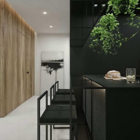Современная квартира в Литве