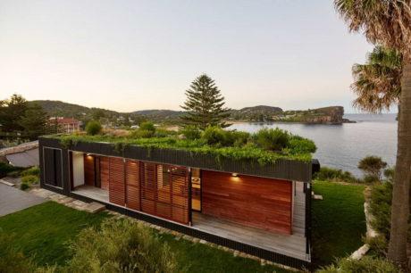 Дачный домик в Австралии