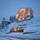 Шале Анзер (Chalet Anzere) в Швейцарии от SeARCH.