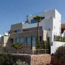 Дом Дриссен (Driessen House) в Испании от Antonio Altarriba Arquitecto.