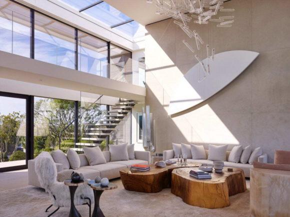 Дом у океана в США