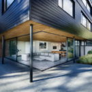 Дом Hartrow в Англии от Strom Architects.