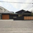 Дом Коумори (Koumori-An 1945-2015) в Японии от Atsumasa Tamura Design Office.