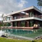 Дом LD 2 (LD 2 Country House) в России от Архитектурной группы ДНК.