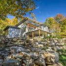 Дом Мад Ривер (Mad River Modern) в США от Yankee Barn Homes.
