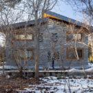 Вилла MehrShahe (MehrShahe Villa) в Иране от Hooba Design.