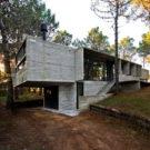 Дом Валерия (Valeria House) в Аргентине от BAK Arquitectos.