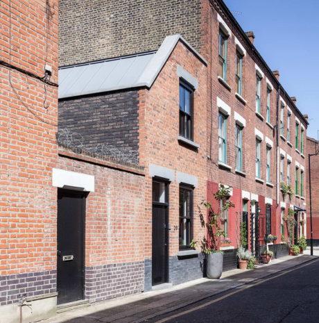 Городской дом в Лондоне