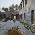 Двор рядом с Западным морем (Courtyard near West Sea) в Китае от META — Project.
