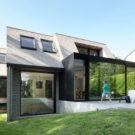 Дом ETIE (ETIE House) в Бельгии от Edouard Brunet & Francois Martens.