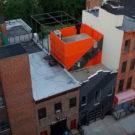 Ирвинг Плейс (Irving Place) в США от LOT-EK.