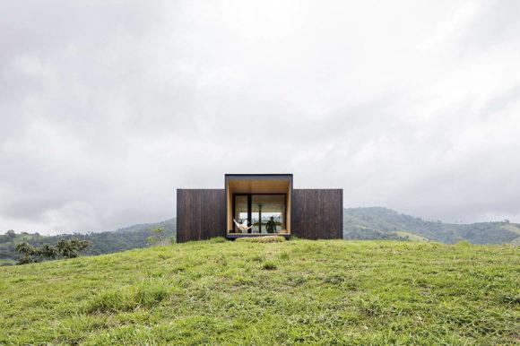 Модульная дача в Бразилии