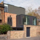 Дом Сьюдли-Стрит (Sewdley St) в Англии от Giles Pike Architects.