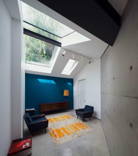 Реконструкция и расширение дома в Лондоне