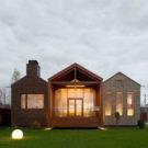 Дом Шатура (Shatura House) в России от Le Atelier.
