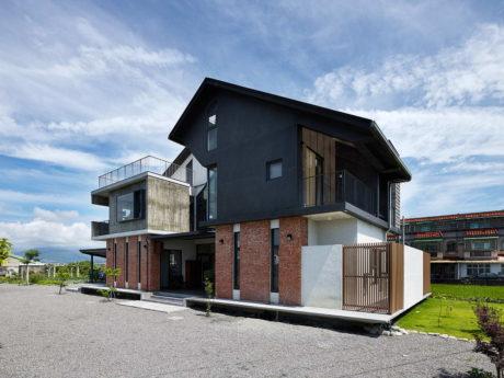 Загородный дом на Тайване