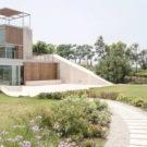 Дома с башнями (The Courtowers) в Ливане от Hashim Sarkis Studios.