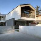 Повёрнутый Дом (Turned House) в Италии от MZC Plus.
