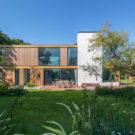Дом «Дятлы» (Woodpeckers) в Англии от Strom Architects.