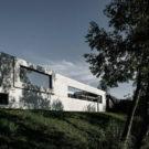 Бетонный дом (Concrete House) в Австрии от Marte.Marte Architects.