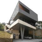 Плавающий дом VI (Floating-VI) в Южной Корее от PLAN & HUMAN PLAN Architects office.