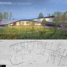 Дом у озера (Lake House) от Elena Pilavaki и Oliver Shalabi.