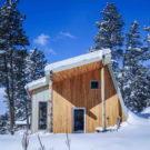 Пассивный дом MARTaK (MARTaK Passive House) в США от Baosol Arquitectos.