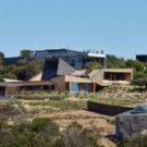 Расщеплённый дом (Split House) в Австралии от BKK Architects.