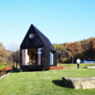 Крошечный дом (Tiny House) в Южной Корее от The Plus Partners и DNC Architects.