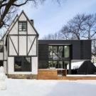 Дом 35HP (35HP House) в США от Joeb Moore & Partners.