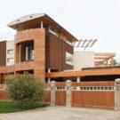 Дом Юлия (Julia House) в России от Архитектурного бюро Романа Леонидова.