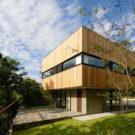 Панорамный дом (Panorama House) в Японии от CAPD Architects.