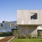 Дом 36 SML (36 SML House) в США от LEVENBETTS.