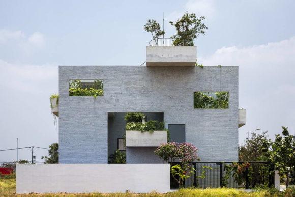 Дом-сад во Вьетнаме