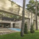 Дом Бетон (CONCRETE) в Польше от Biuro Architektoniczne Barycz & Saramowicz.