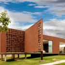Дом Клара (Casa Clara) в Бразилии от 1:1 Arquitetura Design.