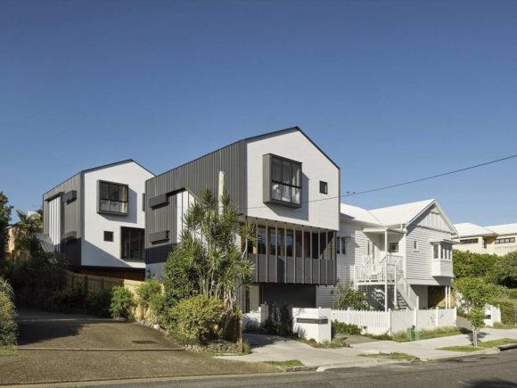 Многоквартирный дом в Австралии