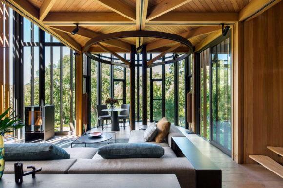 Лесной дом в ЮАР
