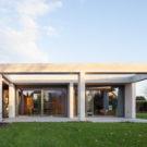 Дом в Лейпциге (House in Leipzig) в Германии от Woltereck Fitzner Architekten Bda.