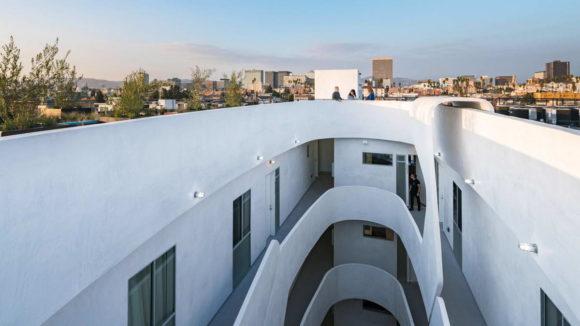 Многоквартирный дом в Лос-Анджелесе