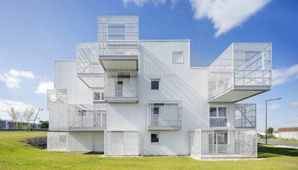 Социальное жильё во Франции