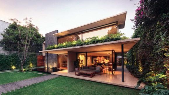 Загородный дом в Мексике