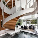 Дом Греи (Greja House) в Сингапуре от Park + Associates.