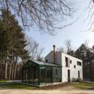 Дом в Бренне (House in Brenna) в Италии от Riccardo Cassina Corrado Spinelli Architetti.