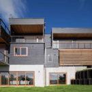Дом Вульф (Wulf House) в Чили от Pe+Br+Re arquitectos.